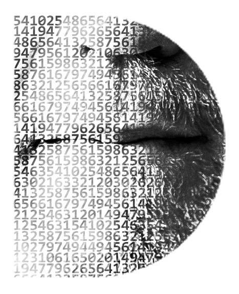 Brad Portrait Code Letter D